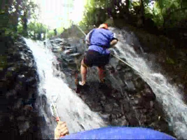 Canyoning and Canopy  Tour