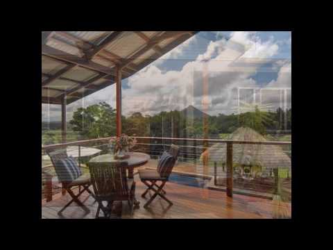 Panorama Blue Bed and Breakfast in Noosa's Hinterland on Queensland's Sunshine Coast in Australia