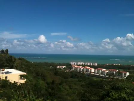 Puerto Rico`s northeast