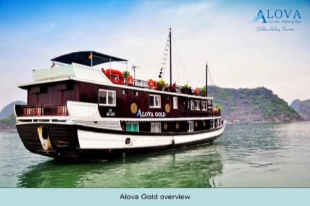 Alova Halong Cruise
