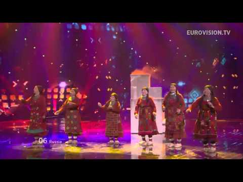 Eurovision 2012 finalist: 'Party for Everybody,' by Russia's Buranovo Grannies