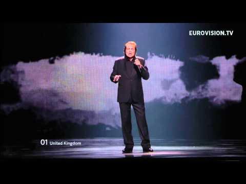 """Eurovision 2012 finalist: Engelbert Humperdinck, """"Love Will Set You Free"""" (Britain)"""