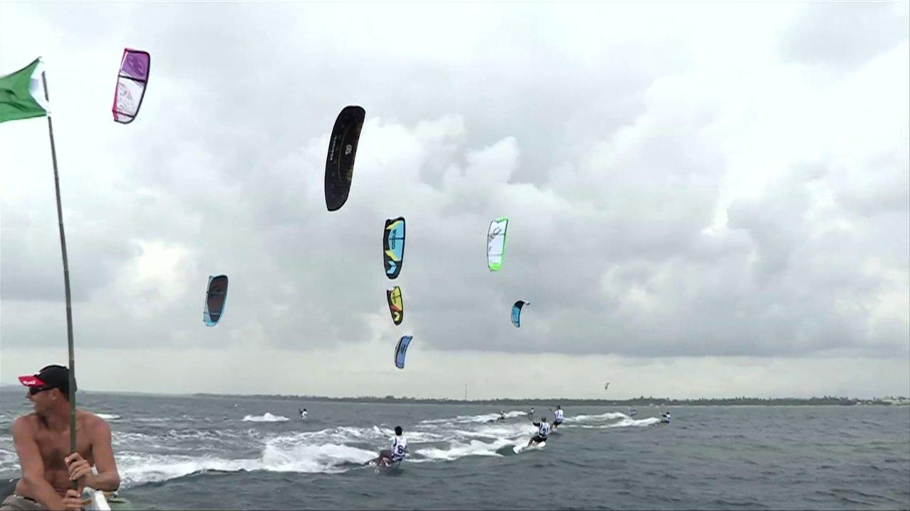 KTA Indonesia - Bintan Day 2 (Kiteboarding Asia Championship tour 2013 Bintan)