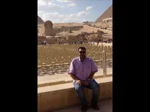 A tour with Ahmed Khattab