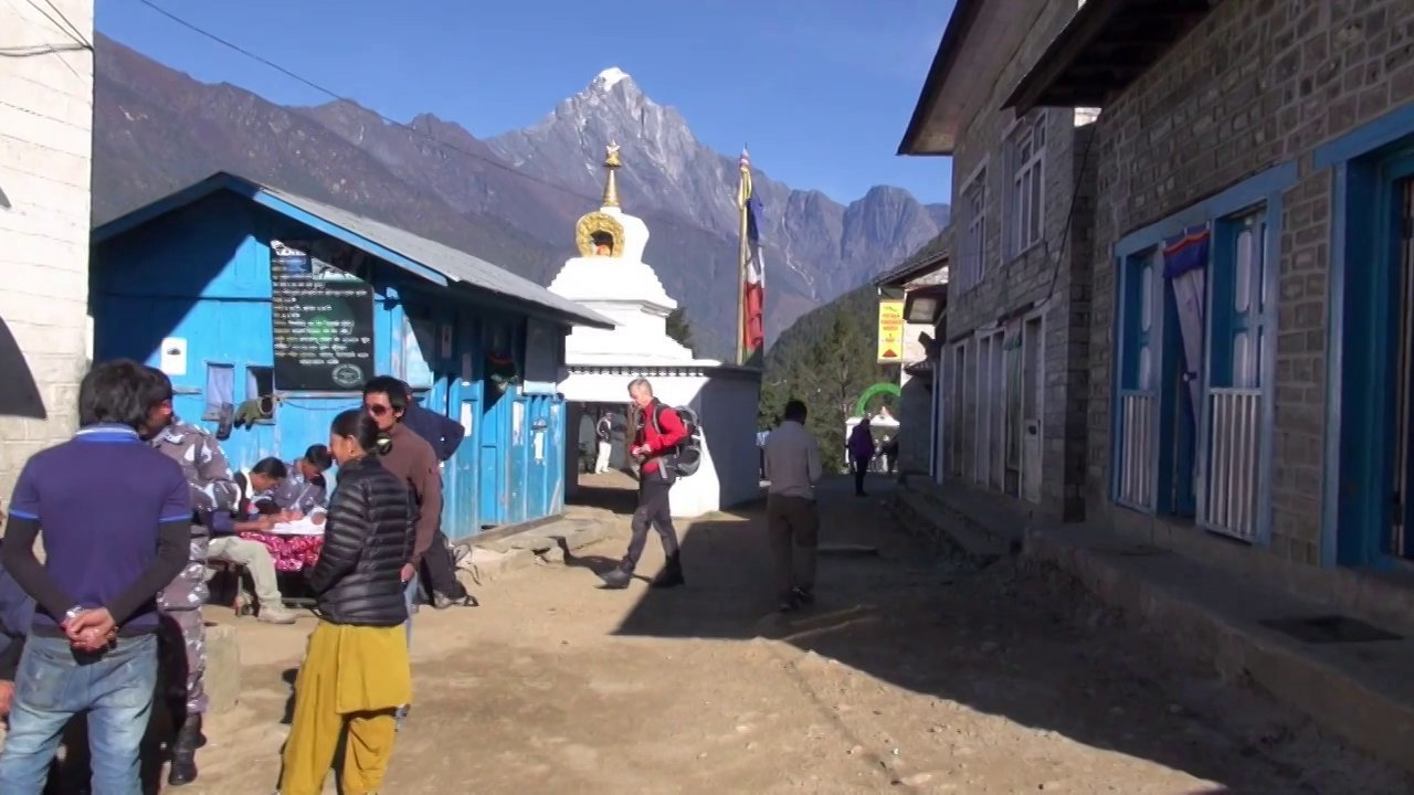 Everest Base Camp Trekking | Walking and hiking to base camp of Top of the world