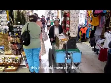 ATHENS today Greece Monastiraki