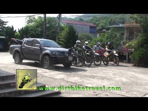 Vietnam Motorcycle Tours - 6 days enduro trip around North Vietnam