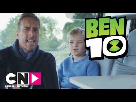 Ben 10 | Rust Bucket Competition | Cartoon Network