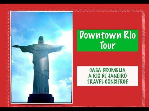 Rio Downtown Tour