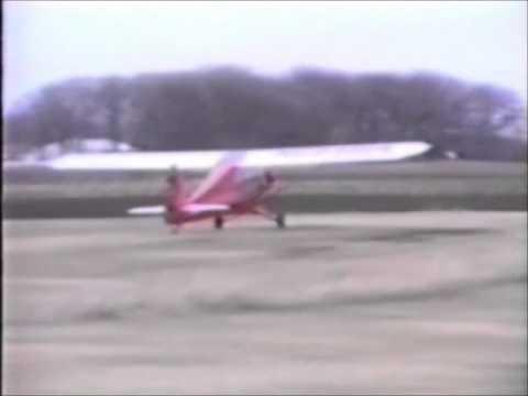 NC34814 First Flight