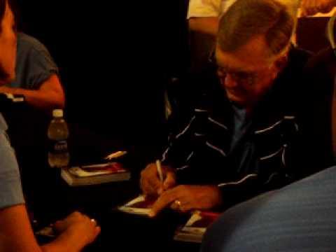al geiberger signing autographs