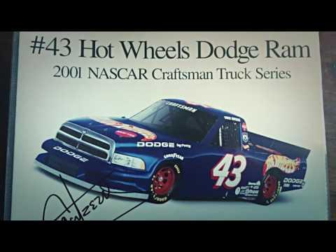 My Autographed Hero Cards-1-NASCAR Busch