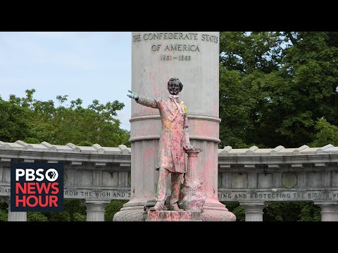 Is this the end for public monuments to the Confederacy?
