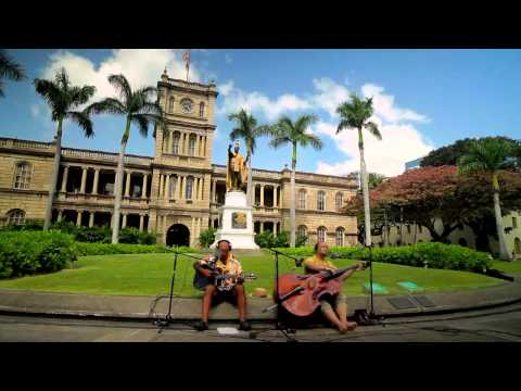 All Hawaii Stand Together by Liko Martin