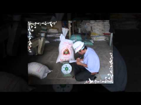 Vietnam white rice quality and quantity inspection