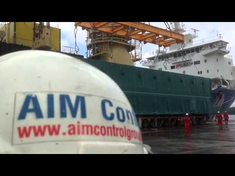 LOADING SUPERVISION of The Agriculture Industry Marine Survey Inspection Group (P1)