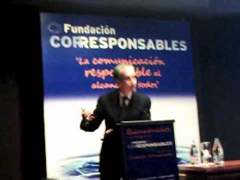 """Ramón Jáuregui  """"El futuro ya no es lo que era"""" Diarioresponsable  RSE y RSC"""