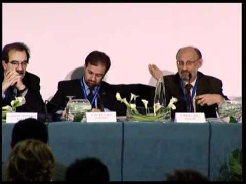 """""""El compromiso de sus integrantes"""". Intervención de Jesús Conill, patrono de ÉTNOR y Catedrático de Ética, en la 4ª Conferencia General de la AEF."""