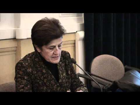 """(1/4) Adela Cortina O. """"Neuroética: ¿moral como estructura y moral como contenido?"""""""