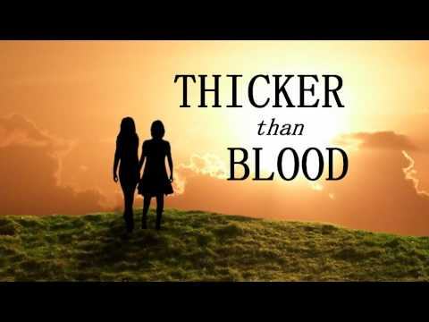Thicker than Blood by C.J. Darlington Book Trailer