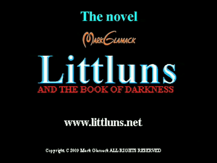 An animated novel for grown-ups...