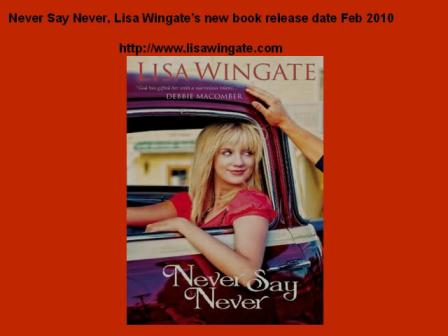 Lisa Wingate's Newsletter