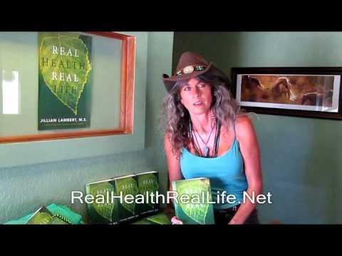 Real Health Real Life Jillian Lambert Author