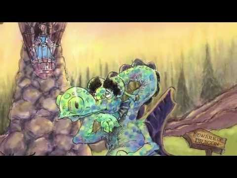 Nickerbacher, The Funniest Dragon | Children's Book About Dragons