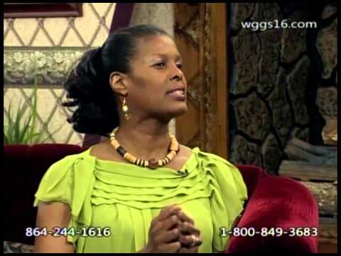 Niteline WGGS  TV 16 Blood The Currency Of The Spirit World (Author Jacqueline Trought)