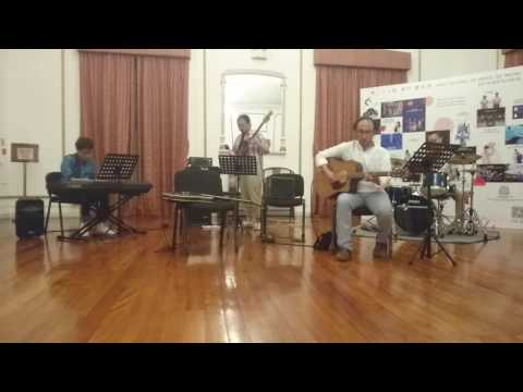 Rboy with Macau Jazz with Guest star Filippo Cosentino