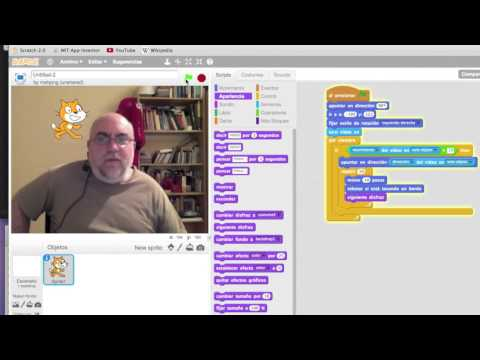 Beta Scratch 2.0 - Webcam