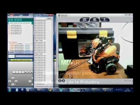 MDAR Modulo Didáctico para el Aprendizaje de la Robotica