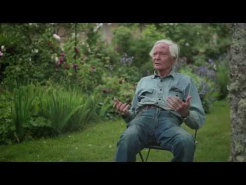 W.S. Merwin, poeta e ambientalista, vive a Maui