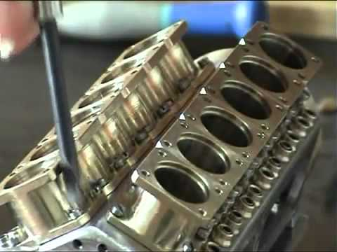 The smallest V-12 engine in the world