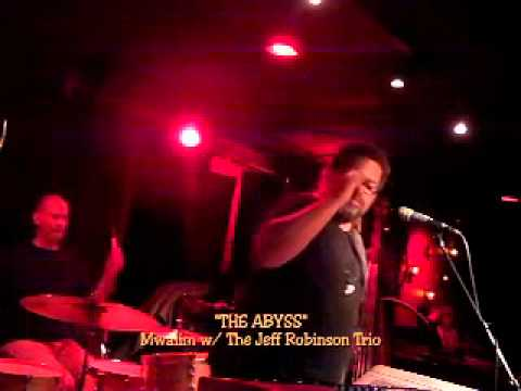 Bless The Mic TV Featuring Mwalimu W The Jeff Robinson Trio - Jazz