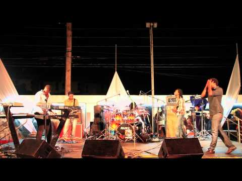 Raging Fyah Live performance of Judgement Day