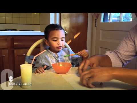 2.5 yr old, young scientist knows Physics and Chemistry: http://kck.st/yMTxr6