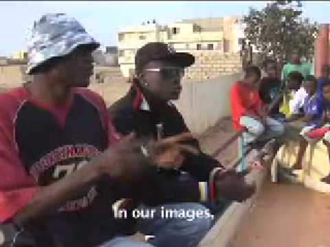 West African Islamic Hip Hop- Senegal