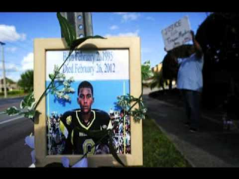 Justice for Trayvon Martin RIP-Citizens Arrest PoPo & Zimmerman-Hip Hop Poetry