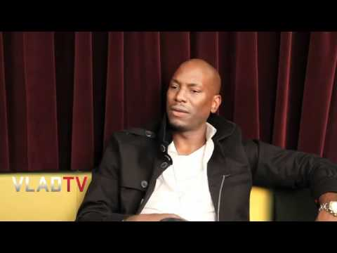 Tyrese Talks About Hustling & Being Inspired