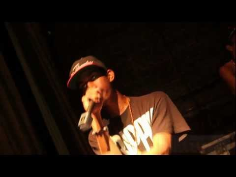Midwest's Finest: Darrion performs Bears n Rehab at the Midwest Concert in Goshen, Indiana