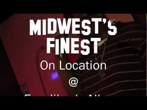 Midwest's Finest: Yung KORI performs Lay it Down in Elkhart, Indiana
