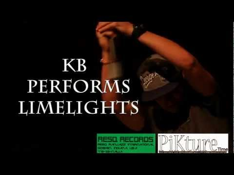 Midwest's Finest: KB Performs Limelights at the 2012 Midwest Concert in Goshen, Indiana