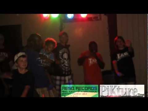"""Midwest's Finest: Yung K.O.R.I's """"Reporting Live from the Block"""" Album Teaser"""