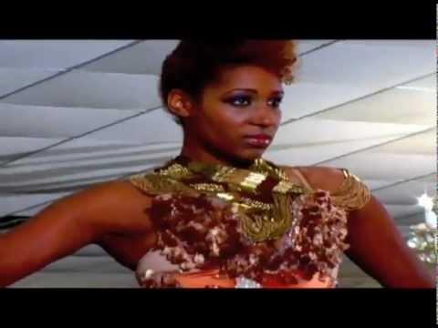 Elegance Africa 2012 fashion show