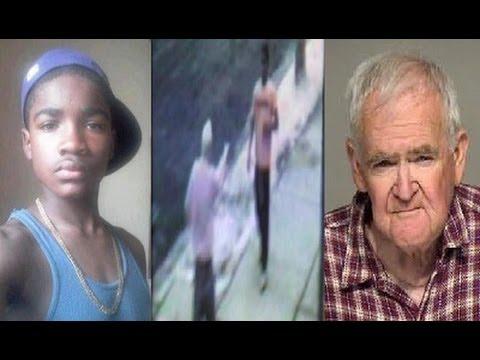 Trayvon 2.0 Graphic Video Of White Man Murdering Black Teen After Heated Exchange!