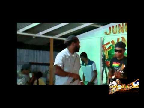 Tony D Live Performance At Jungle Fyah 2013
