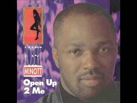 Robert Minott Presents - Open Up To Me (Album Sampler) (199x) (Mixed by Don Won)