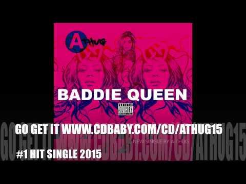 BADDIE QUEEN SINGLE A THUG (@ CDBABY.COM/CD/ATHUG15