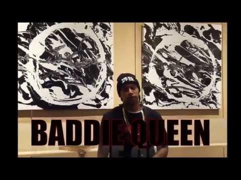 BADDIE QUEEN - A-THUG ( official VIDEO) MTV TOP 10 (BLACKROLLINGSTONES)